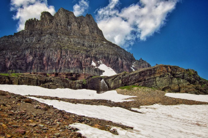 Glacier National Park Hidden Lake
